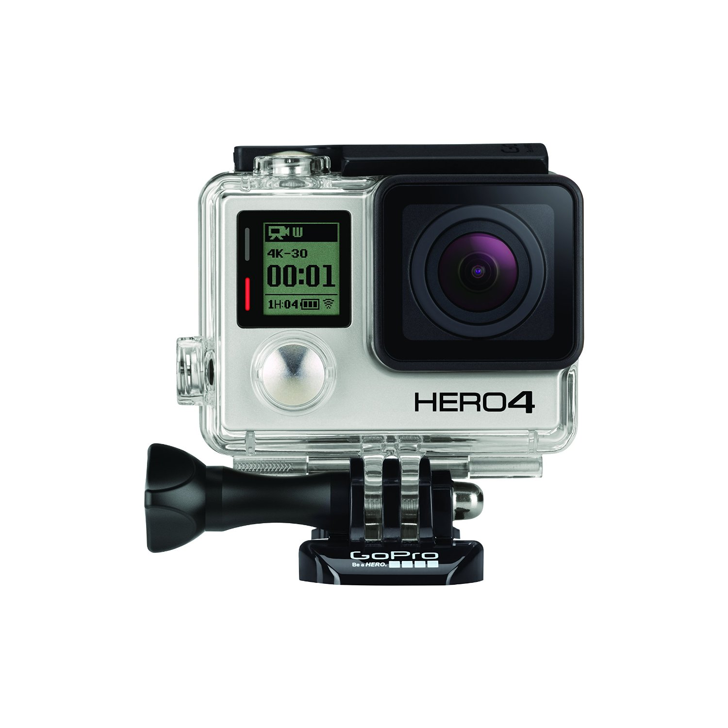 caméra gopro hero 4 black adventure